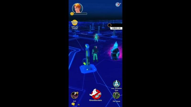 Предварительный альфа геймплей игры Ghostbusters World смотреть онлайн без регистрации