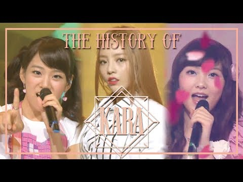 KARA Special ★Since Break it to CUPID★ (1h 42m Stage Compilation)