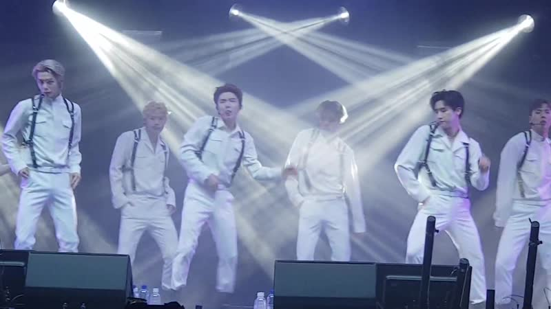 [VK][180620] MONSTA X fancam - Crazy in Love @ THE 2nd WORLD TOUR THE CONNECT in Amsterdam