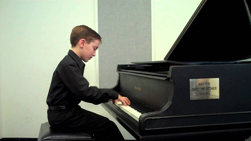 Haydn Sonata No. 12 (Allegro con brio)