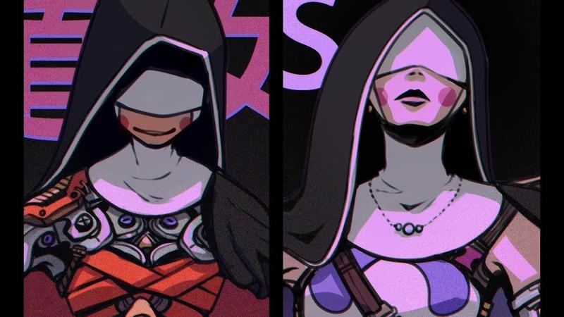 Speedpaint - THE SISTERS (FNAF)