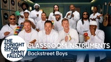 Jimmy Fallon, Backstreet Boys &amp The Roots Sing