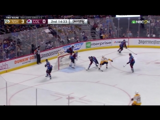 22.04.2018 First Round, Gm6_ Predators @ Avalanche