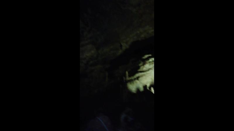 Прогулка по пещерам