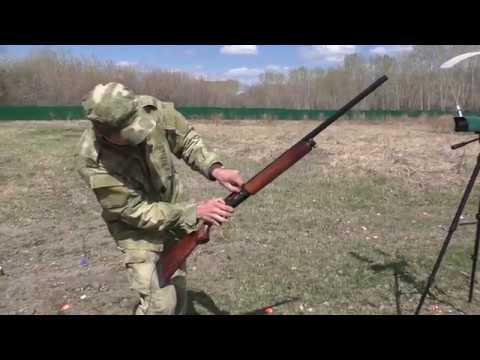 МР-156, Ну, зачем тебя изобрели! Стреляем разными патронами!