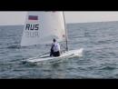 Laser Standart на Чемпионате России в олимпийских классах 2018