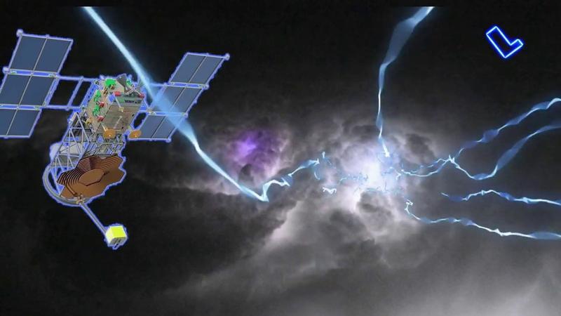 Российский спутник обнаружил неизвестное явление