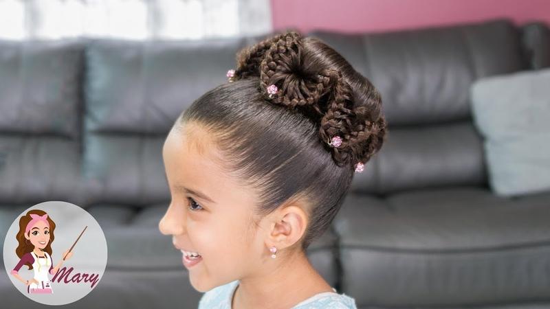 Peinados Elegante Para Primera Comunión 2017