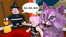 БАБУЛЯ - ВЕДЬМА?! ПОБЕГ ОТ БАБУШКИ В РОБЛОКС ROBLOX Escape Grandma's House Obby!