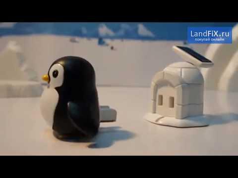 ⭐️ Конструктор на солнечной батарее Penguin Life Solar Kit