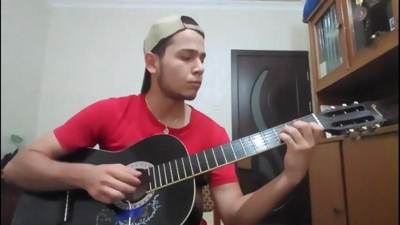 Туркмен класно сыграл на гитаре!!