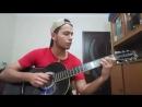 Туркмен класно сыграл на гитаре