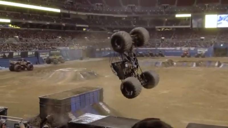 Ryan Anderson | Son-uva Digger winning Freestyle - Monster Jam St. Louis 2019