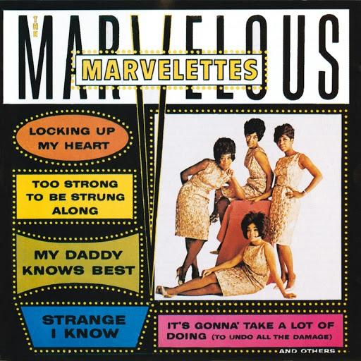 The Marvelettes альбом The Marvelous Marvelettes