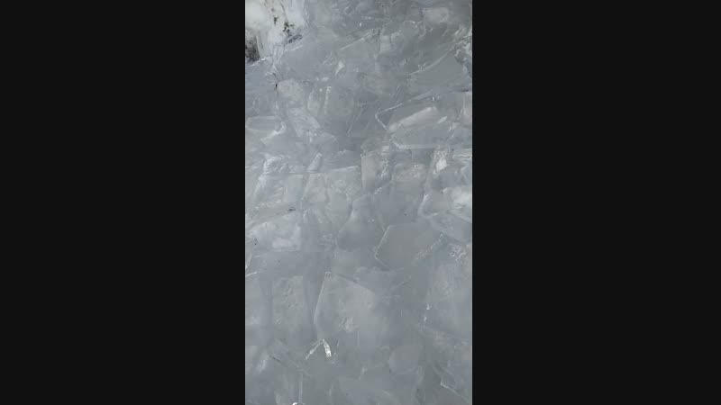 Звенящий лёд Байкала