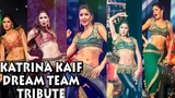 Katrina Kaif Dream Team Concert Tribute