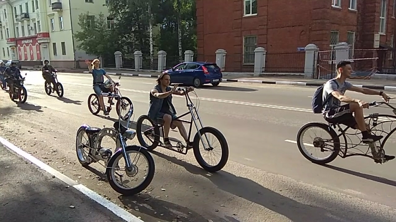 Растабайк Ярославль 2018