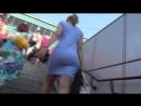 SEXY GIRL BIG POPA Сексуальная девушка в платье АFULL HD 1080. 08.18.