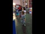 Звезда танцпола Алексия. Италия, детская дискотека.
