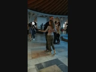 Храпов Андрей & Мясцова Мария. Magic Kizomba. Socialroom. #kizmaniacs