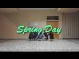 BTS - Spring Day (cover by Cypher & 4G)