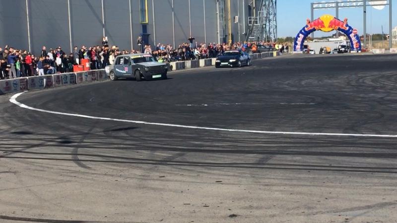 Дрифт фестиваль в РнД.