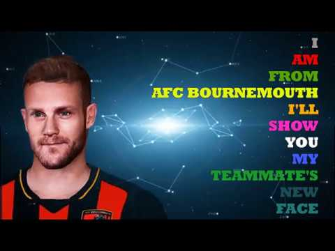 AFC Bournemouth Facepack by Eddie Facemakers | PES 2017