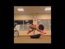 Спортивная гимнастика Очень красивая мотивация фитнес фитоняшек Gymnastics
