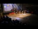 Кубок России по Танцам 2018. Ural Bachata Ladies Team. 1 место