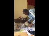Repassage-africain Encore un ingénieur