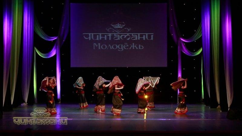 Чинтамани молодежь Танец народности Кабилы Алжир