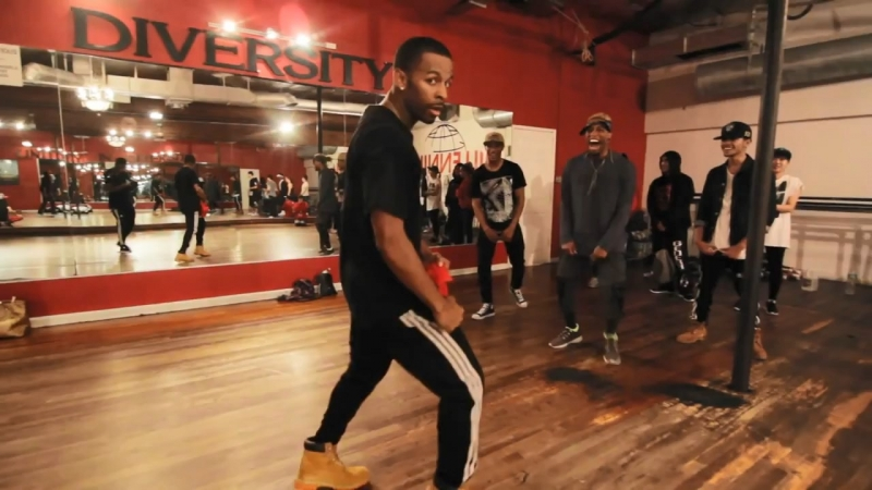 Ace hood - Buss Guns (Josh Williams Choreography) @Acehood @Lildewey31