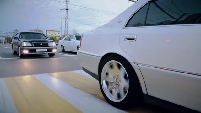 Toyota Crown Club Khabarovsk/Russia