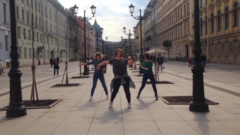 Salsa|Dance High School|Tango in Harlem|Анастасия Сташевская, Анна Мелькова, Ольга Давыдова