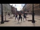 SalsaDance High SchoolTango in HarlemАнастасия Сташевская, Анна Мелькова, Ольга Давыдова