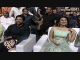Priya Prakash Varrier Winks Allu Arjun _ Lovers Day Audio Launch _ Allu Arjun, R