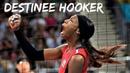 Destinee Hooker - Volleyball Legend   London 2012   Women's Volleyball