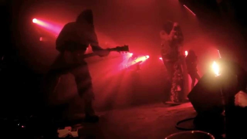 Ascension - The Dark Tomb Shines (live in London 22.02.2015)