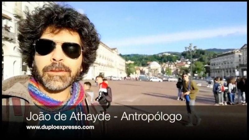 João de Athayde – Turim nos passos de Gramsci