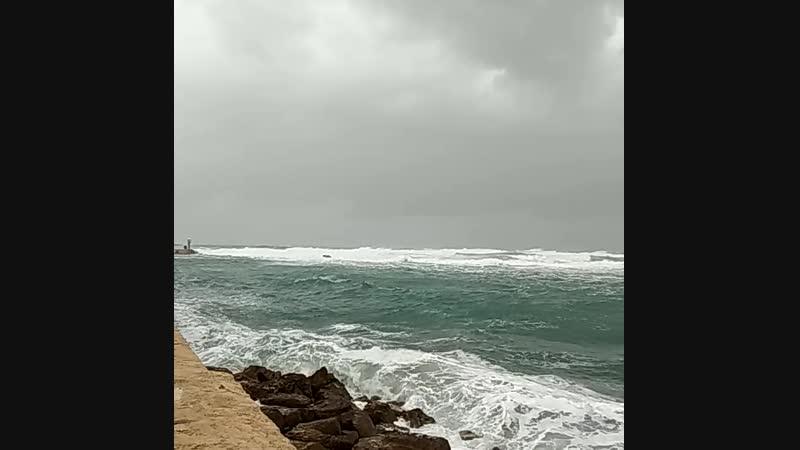 Люблю море в любую погоду