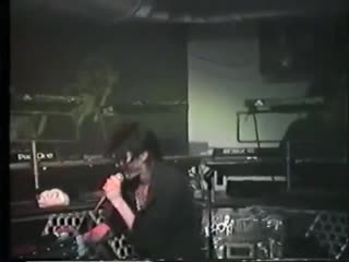 Skinny Puppy - Smothered Hope live at Dolce Vita, 1986