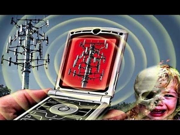 Чем опасны мобильные телефоны И как спрятаться от электромагнитного излучения