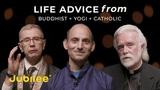 Priest, Yogi, and Buddhist Give Life Advice to Redditors