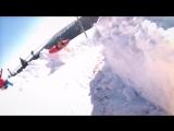 Снежный каякинг в Пермском крае