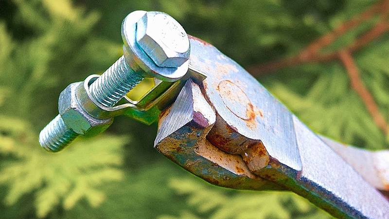 Крутая идея для самоделки из хлама Сделай и себе этот простой инструмент мастерDIY