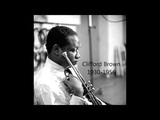 Clifford Brown - All the things you are