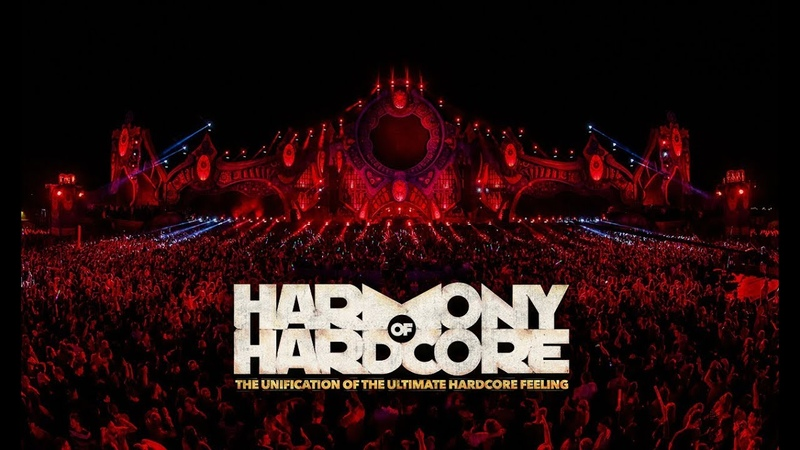Harmony of Hardcore 2018 Official end show