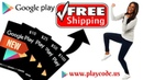 How To Get A Free Gift Card Google Play FREE Google Play Gift Card in playcode Unlimited Code