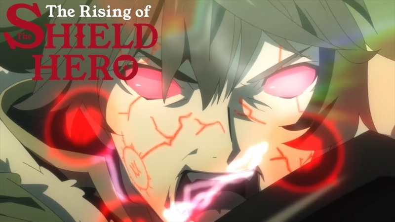The Rising of the Shield Hero Opening v2 RISE