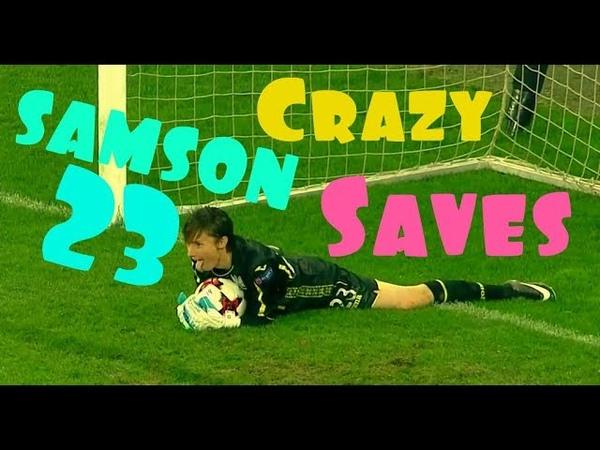 Kateryna Samson ● Crazy Saves ● Ukraine ● Ryazan VDV HD